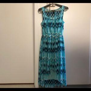 H&M asymmetrical dress